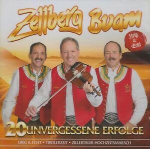 Zellberg Buam* 20 unvergessliche Hits*NEU*OVP*