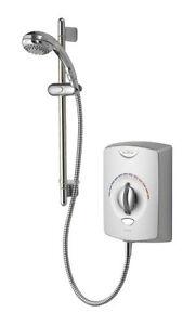 Gainsborough 10.5 cse Satin Chrome Electric Shower 10.5 kW BNIB