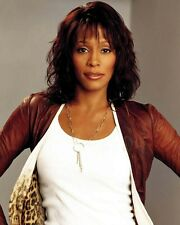 Whitney Houston - 8x10 Color Photo