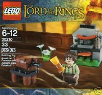 LEGO Herr der Ringe Frodo + Küchenecke 30210 NEU * OVP
