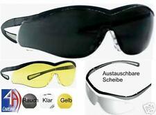 Wechselgläser f. Schutzbrille LIGHTNING T6500 SERIE