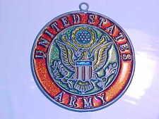 SUNCATCHER - U.S. ARMY - RED