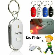 4Xalarm Locator Tracker Lost Keys Finder Whistle Sound Control Led Tracer Seeker