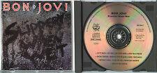 BON JOVI Slippery When Wet 1986 FRANCE CD TOP! rare LIVIN` ON A PRAYER AOR ROCK
