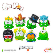OM NOM Am Nyam, Cut The Rope, Collection Figure, Set (8 pc.), Cartoon Character