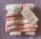 Внешний вид - Just One You by carter's Baby Girls' 6pk Cheep/Rainbow Stars Washcloth Set Pink