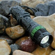 10,000 Lumen LED Zoomable Emergency and Survival Flashlight/Torch
