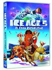 ICE AGE EL GRAN CATACLISMO DVD ICE AGE 5 NUEVO ( SIN ABRIR )