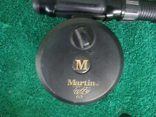 """Martin """"Tuffy"""" Fly Rod 63 Fishing Reel with South Bend 6 1/2' Fly Rod"""