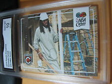 KENNETH FARIED NUGGETS 2015 PANINI COMPLETE NBA CARES # 20 GRADED 10  L@@@K