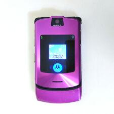 Motorola Razr V3i Gsm Unlocked Quadband,Camera, Bluetooth, World Cell Phone