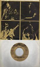 THE WHO See Me Feel Me / Overture  original 45 with PicSleeve from 1969
