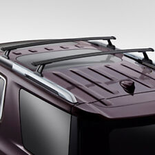 2018-2020 Traverse Genuine GM Roof Rack Cross Rail Package Black 84231368