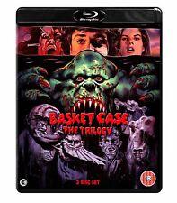 BASKET CASE The Trilogy [Blu-ray] (1982-1991) Frank Henenlotter Horror 1 2 3