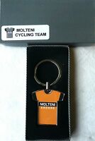 RETRO PRO BICYCLE RACING TEAM TOUR DE FRANCE KEY RING Molteni Arcore