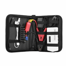 18000mAh Power Bank Booster Mini Battery Charger Car Jump Starter Auto Emergency