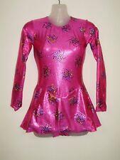 ICE /ROLLER SKATING  COSTUME GIRLS SIZE 14 NEW Flat skirt
