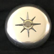 Vintage  Vanguard Heat/Fire Detector Alarm V-2 Starburst Front Funky Steampunk