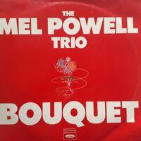 Mel Powell Trio-Bouquet Vinyl Double LP.1980 Jazz Vogue VJD 572 2.Makin' Whoopee