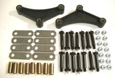 Tandem Axle Trailer Spring Suspension Rebuild Kit Long Equalizers Brass Wet Bolt