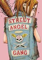 Street Angel Gang Deluxe Hardcover GN Jim Rugg Brian Maruca HC New NM
