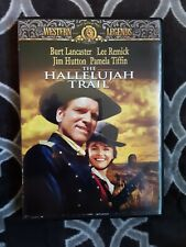 THE HALLELUJAH TRAIL DVD/1965 WESTER/COMEDY/LEE REMICK/JIM HUTTON/PAMELA TIFFIN