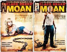 BLACK SNAKE MOAN 13x20 D/S PROMO MOVIE POSTER - SAMUEL L. JACKSON - C. RICCI