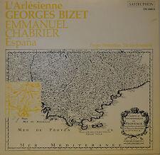 """GEORGES BIZET - EMMANUEL CHABRIER - VÁCLAV SMETACEK 12"""" LP (N428)"""