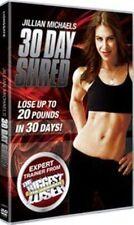 Jillian Michaels 30 Day Shred 5060052418968 DVD Region 2
