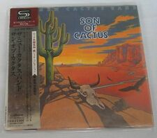 The New Cactus Band - Son of Cactus (1973) / JAPAN MINI LP SHM-CD (2009)