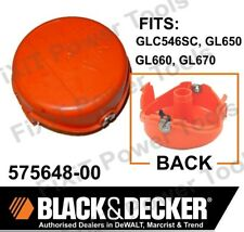 Genuine Black & Decker String Trimmer Strimmer Spool Cover Cap X 1 Gl660 Gl670
