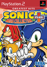 Sonic Mega Collection Plus [PlayStation 2 PS2, Greatest Hits, Game Gear] NEW