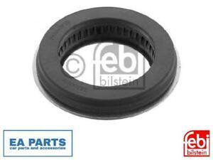 2x Anti-Friction Bearing, suspension strut support mounting FEBI BILSTEIN 22498