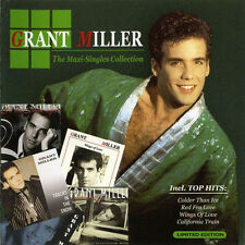 Grant Miller ‎– The Maxi-Singles Collection (Remastered) CD NEW