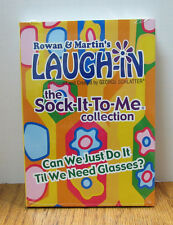 Rowan & Martins Laugh-In Sock It To Me Can We Just Do It Til We Need Glasses DVD
