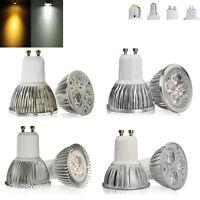 MR16 GU10 E14 E27 LED Lampe Warmweiß/Kaltweiß Strahler Leuchte 3W 4W 6W 8W 9W