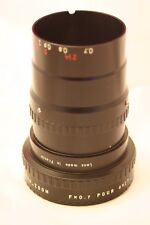 Angenieux  .7x Retro Attachment for 4x17, 4x20, 4x17.5 lenses. 17.5-70 mm. NOS