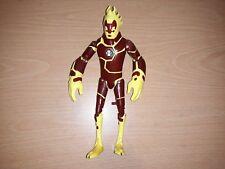 """Ben 10 Character Heatblast Epic Alien - Rare - Approx 8"""""""
