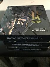 2015-16 Panini Kobe Bryant Hero Villain Basketball Card 3 Box Lot Auto ? New