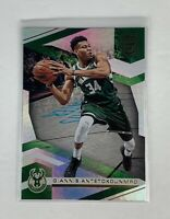 Giannis Antetokounmpo 2019-20 Panini Donruss Elite Base Card #15 Bucks