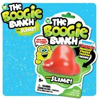 BOOGIE BUNCH Snotz Snot NOSE SLIME Booger Pop Surprise Toy Blind Pack Figure NEW