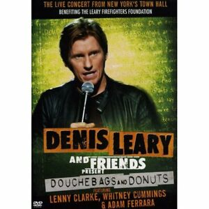 Denis Leary and Friends Present: Douchbags and Donuts (DVD, 2011)