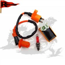 Bobina accensione CDI Le candele Per Dirt Pit Bike ATV Quad Scooter 50cc-160cc