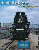 NICKEL PLATE ROAD, Spring 2019 issue of NICKEL PLATE ROAD Historical Society NEW