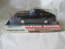 Tootsietoy Hatch Backs Black Nissan Datsun 280ZX Sports Car #3015 USA (MIB)