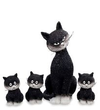 Dubout Cats - Figurines - Cats in a row DUB22