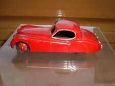 DINKY TOYS 157 JAGUAR XK120 SILVER & BLACK ADDED USED CONDITION SEE THE PICTURES