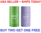 Green Tea Purifying Clay Mask Stick Facial Deep Cleansing Oil Pore Acne Remover