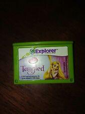 LeapFrog Leapster Explorer GS LeapPad  Disney's Tangled Game Cartridge Only
