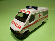 CORGI TOYS FORD TRANSIT - AMBULANCE - RARE SELTEN - GOOD CONDITION